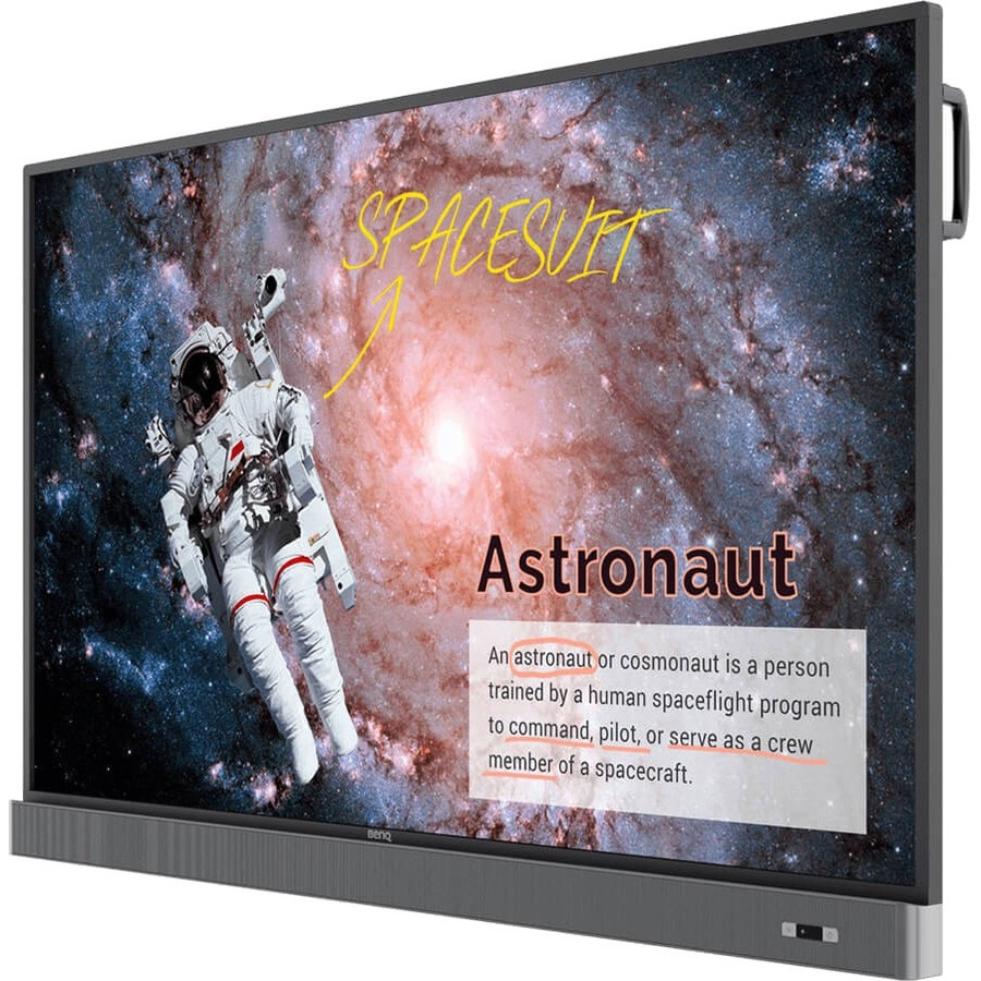 "BenQ RM6502K 65"" LCD Touchscreen Monitor - 16:9 - 8 ms_subImage_1"