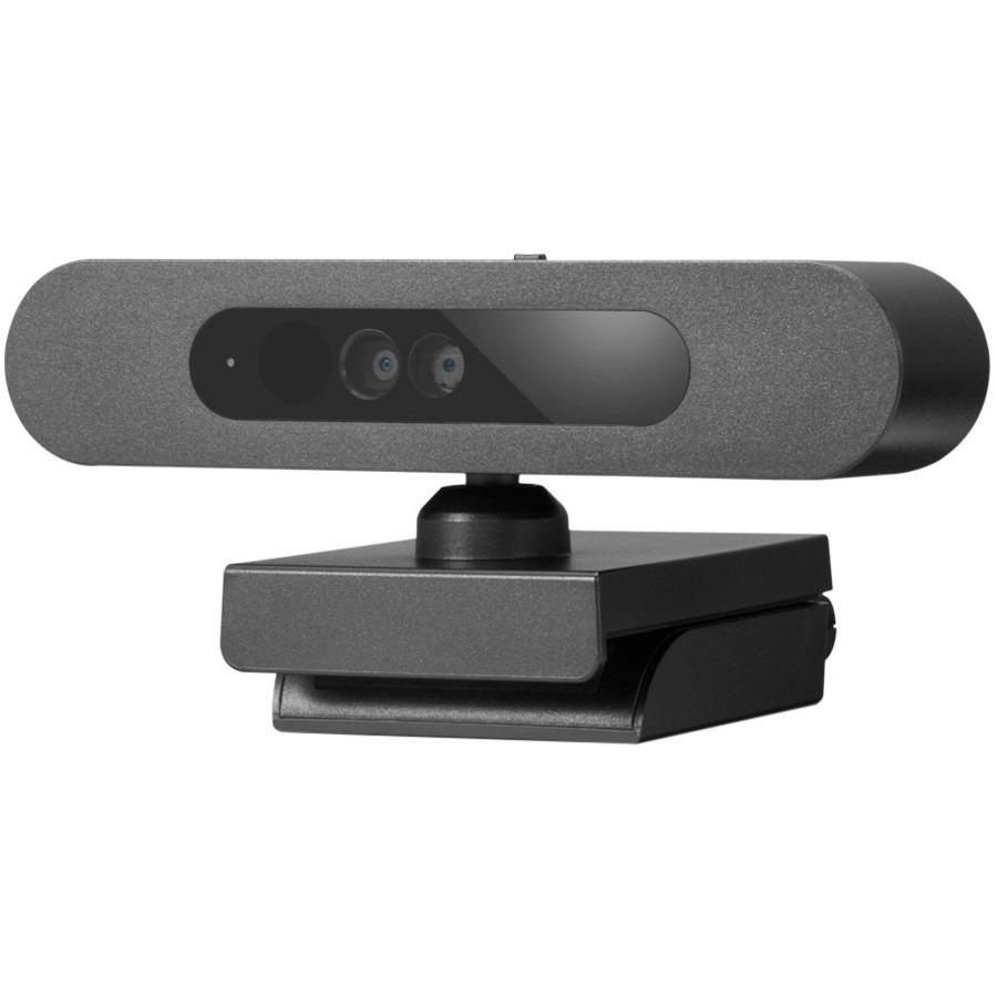 Lenovo Webcam - 30 fps - Black - USB 2.0 - Retail - 1 Pack(s)_subImage_1