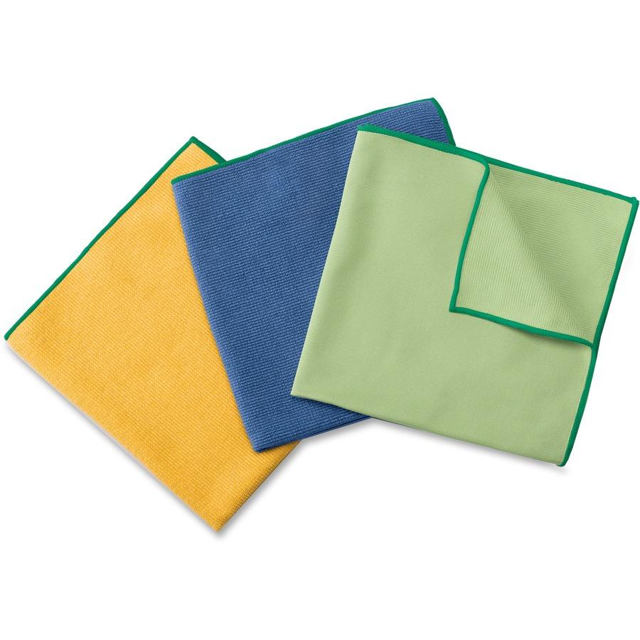 Kimberly Clark Wypall Microfiber Cloths KCC83610 Blue  : 1011091983 from www.bluecowoffice.com size 3000 x 3000 jpeg 3164kB
