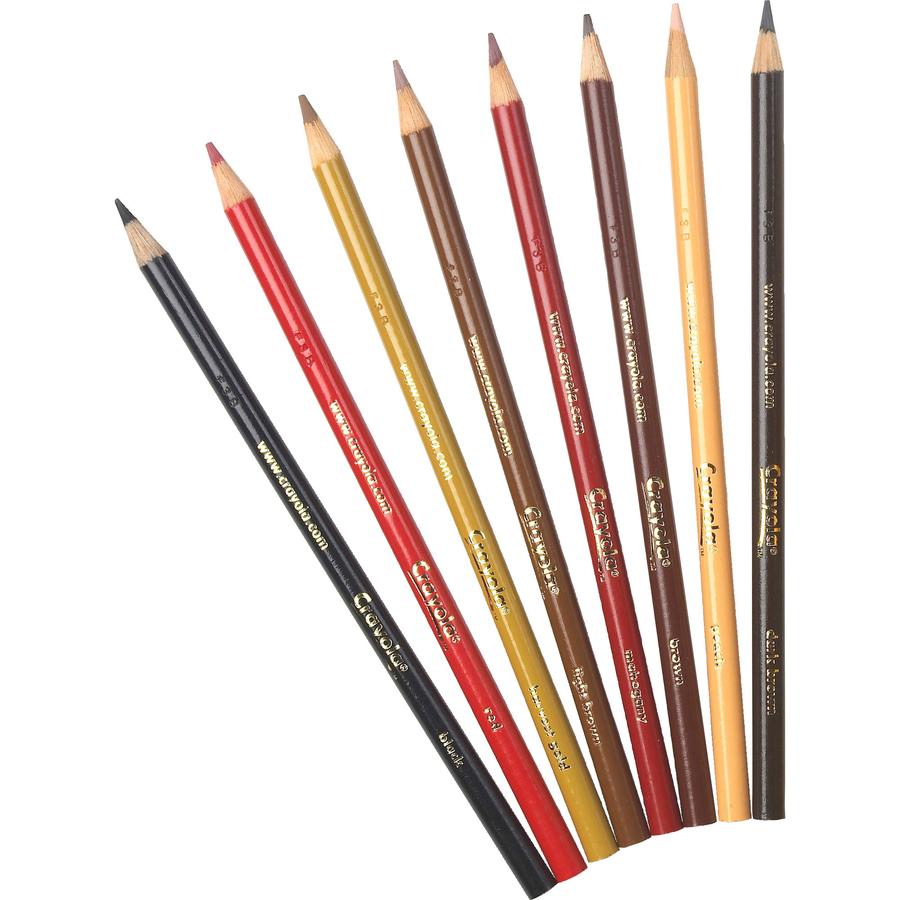 Crayola - Reparto