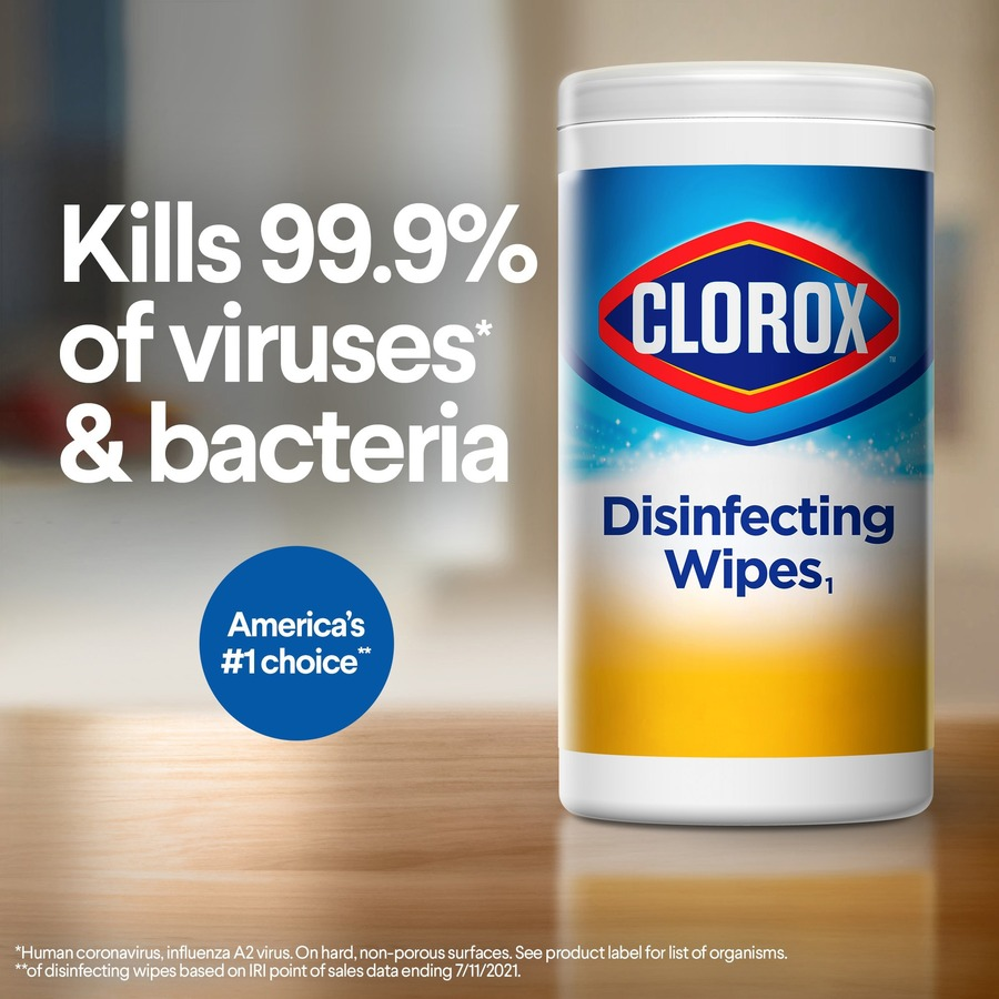 Clorox Disinfecting Wipes Value Pack