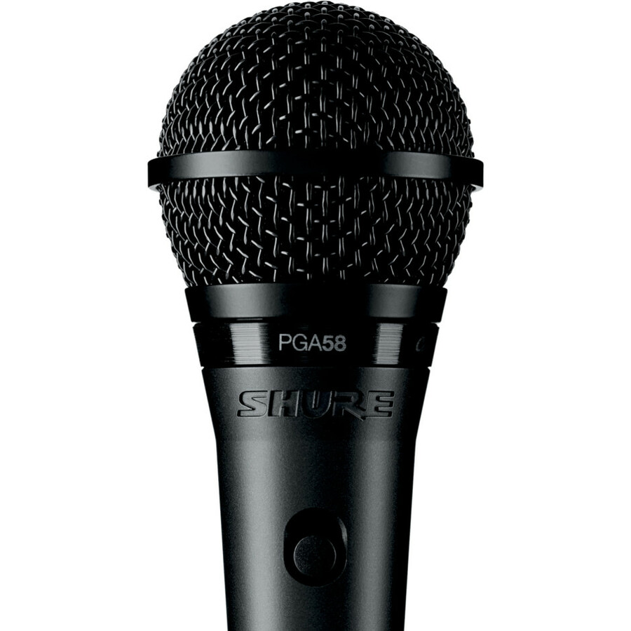Shure PGA58-LC Wired Dynamic Microphone_subImage_2