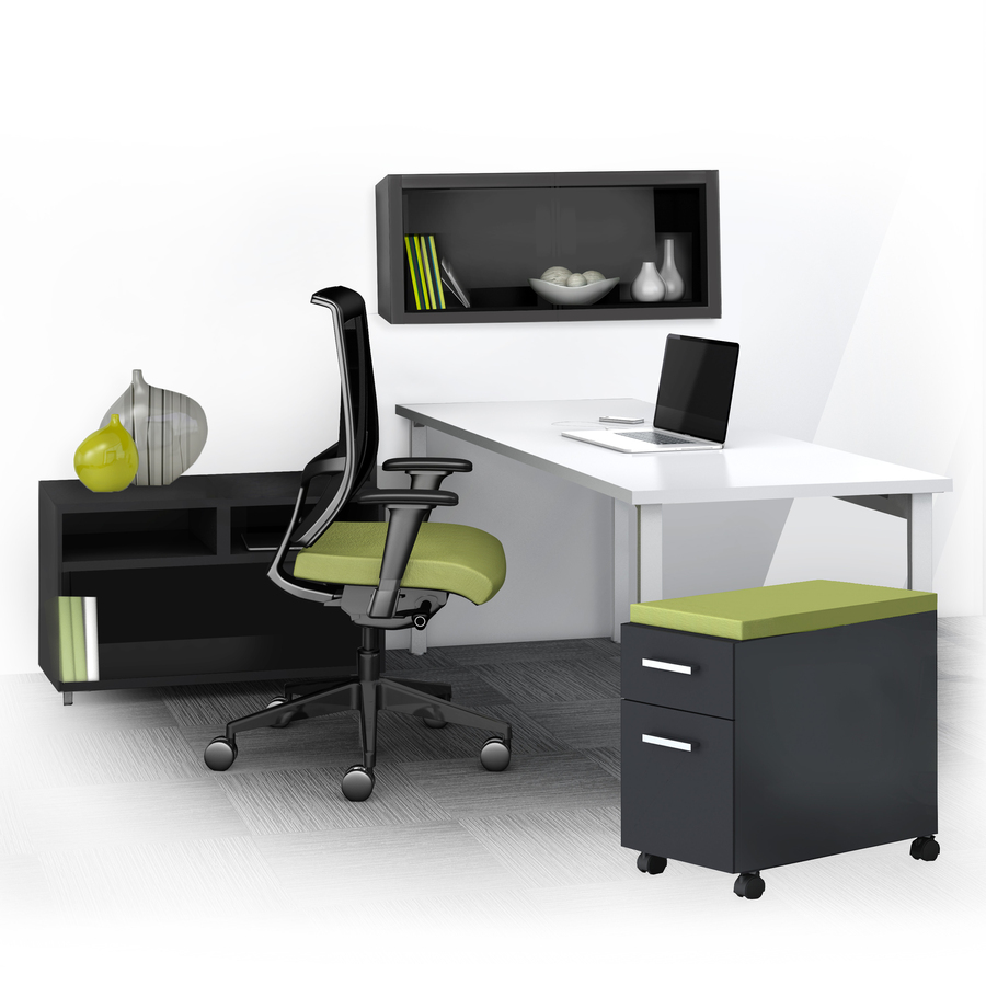 Mlne5k8sv002 mayline e5 e5k8 office furniture suite for Great office furniture