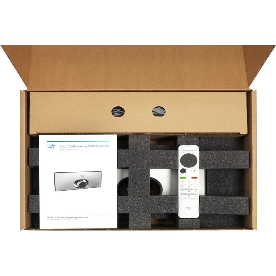 Cisco TelePresence SX10 Webcam - 60 fps - USB_subImage_6