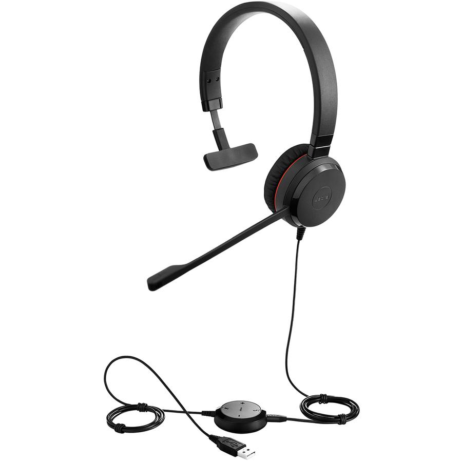 Jabra EVOLVE 30 II UC Mono Headset_subImage_5