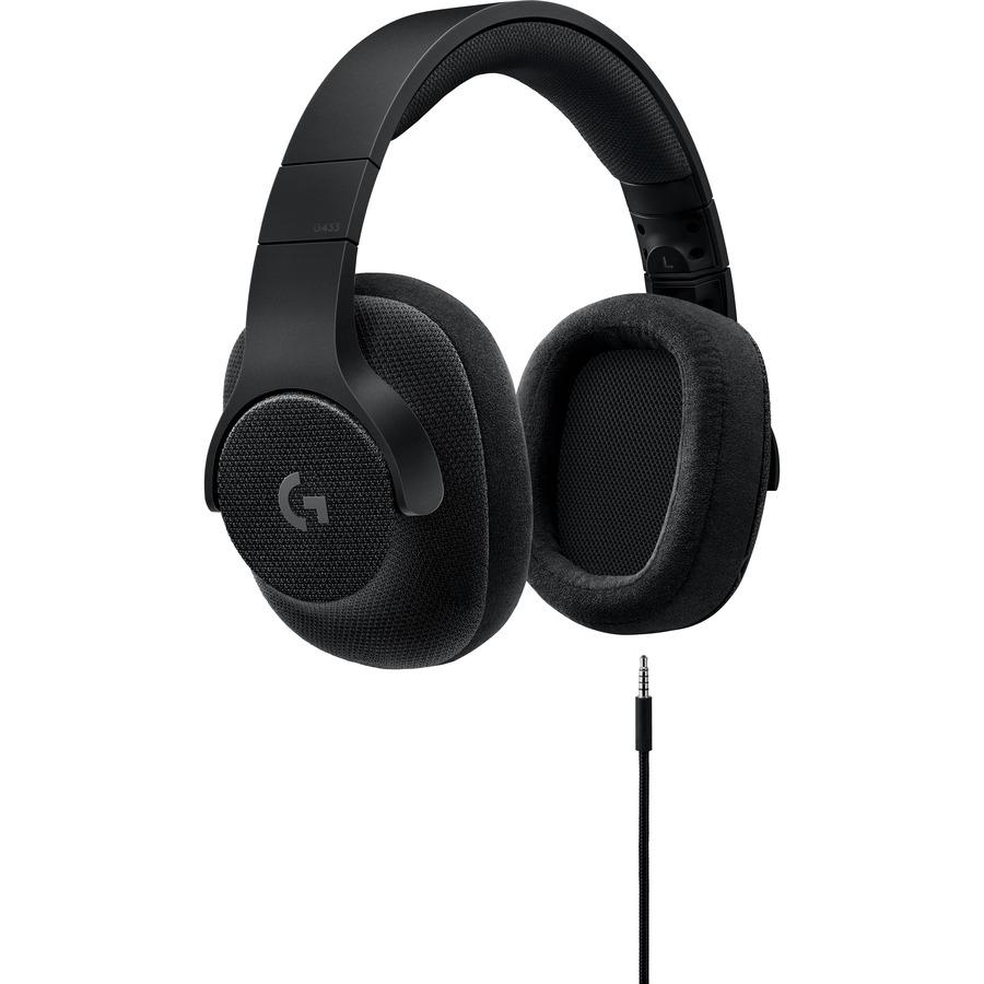 Logitech G433 7.1 Wired Surround Gaming Headset_subImage_7