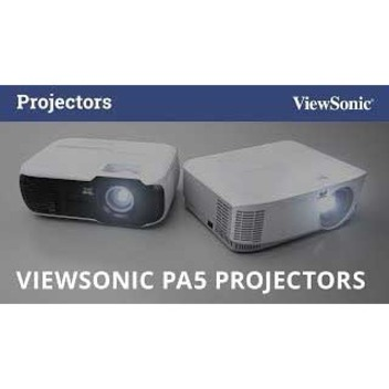Viewsonic PA503W 3D Ready DLP Projector - 16:9_subImage_7