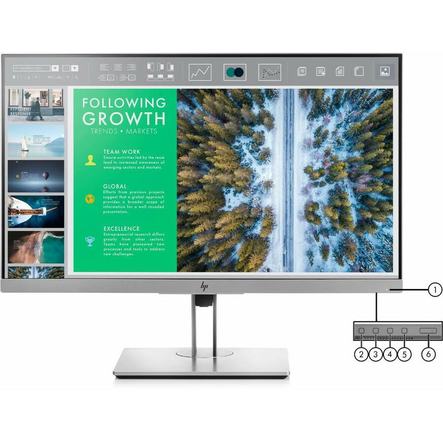 "HP Business E243 23.8"" Full HD LED LCD Monitor - 16:9_subImage_6"