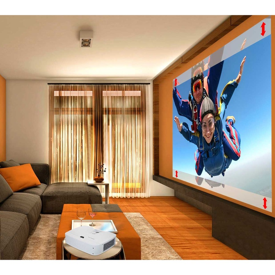 Viewsonic PG800HD 3D Ready DLP Projector - 16:9_subImage_7