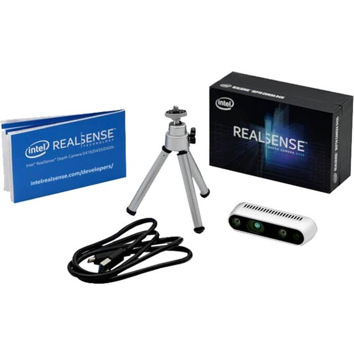 Intel RealSense D435 Webcam - 30 fps - USB 3.0_subImage_6