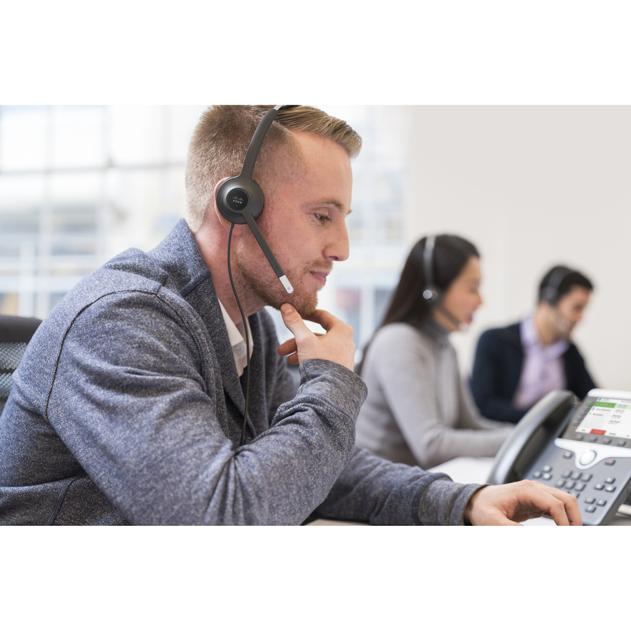 Cisco Headset 532 (Wired Dual with USB Headset Adapter)_subImage_3