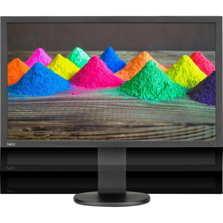 "NEC Display MultiSync PA271Q-BK 27"" QHD WLED LCD Monitor - 16:9 - Black_subImage_4"