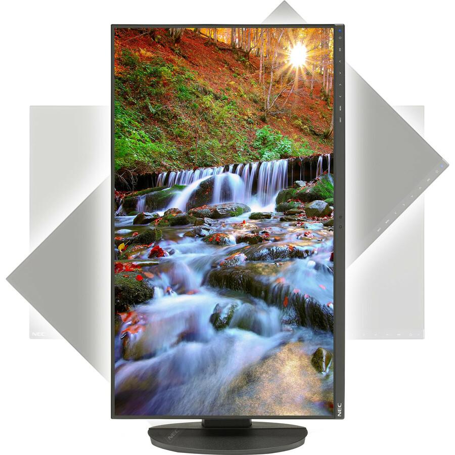 "NEC Display MultiSync EA271F-BK 27"" Full HD WLED LCD Monitor - 16:9 - Black_subImage_5"