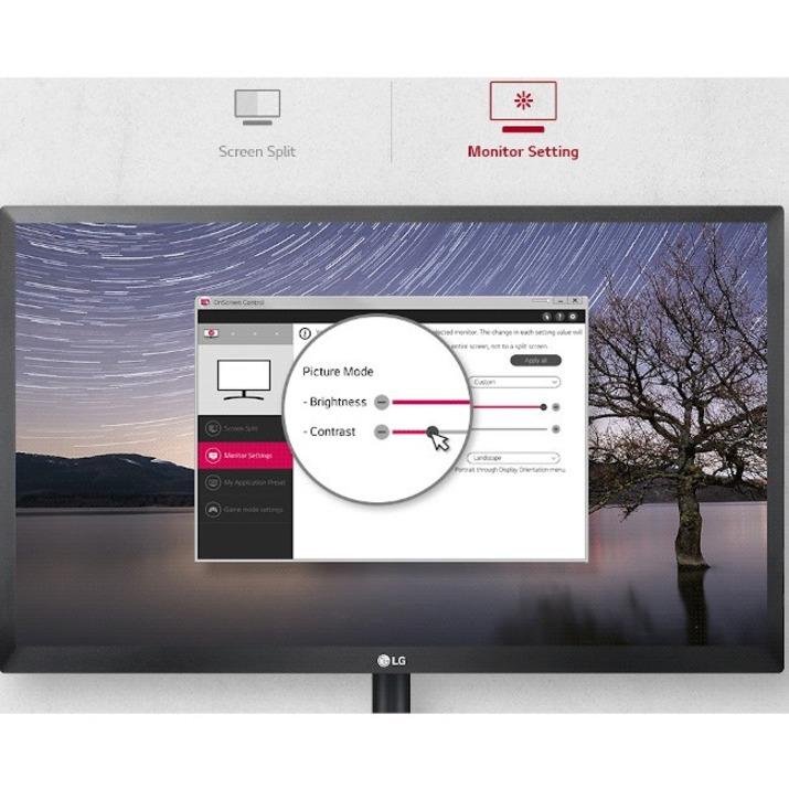 """LG 27BK430H-B 27"""" Full HD LED LCD Monitor - 16:9 - Black_subImage_6"""
