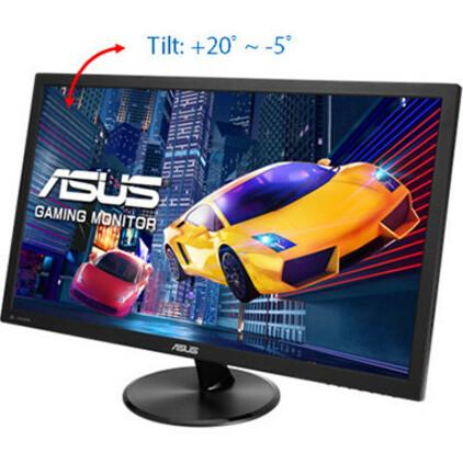 "Asus VP228QG 21.5"" Full HD LED Gaming LCD Monitor - 16:9 - Black_subImage_5"