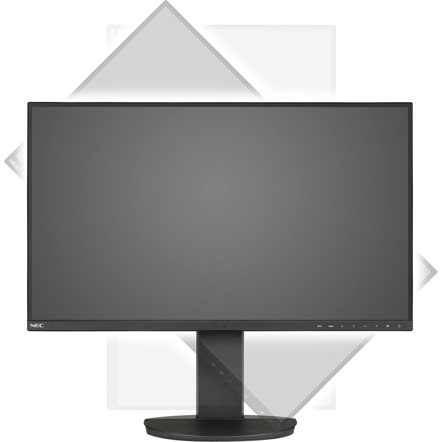 "NEC Display MultiSync EA271U-BK 27"" 4K UHD WLED LCD Monitor - 16:9_subImage_5"