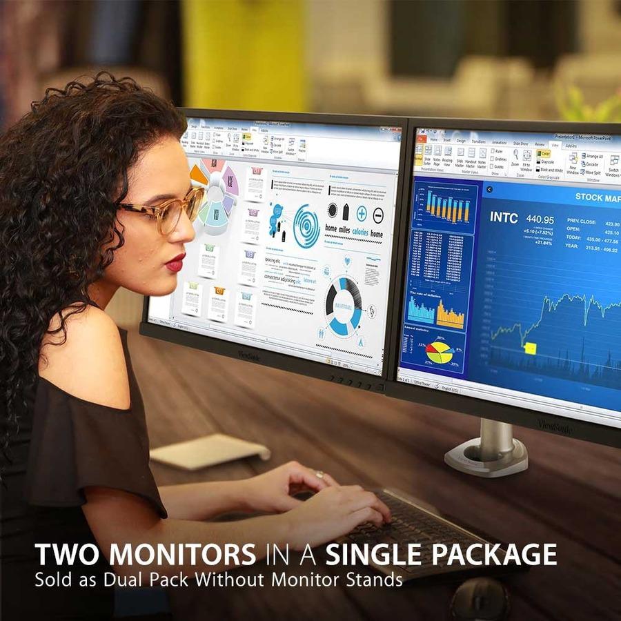 "Viewsonic VG2448_H2 24"" Full HD WLED LCD Monitor - 16:9_subImage_5"