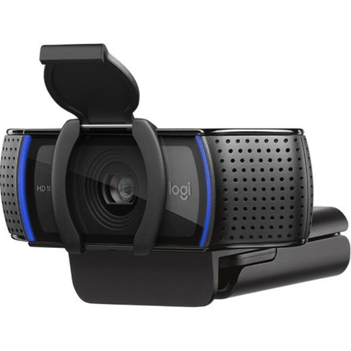 Logitech C920S Webcam - 2.1 Megapixel - 30 fps - USB 3.1_subImage_4
