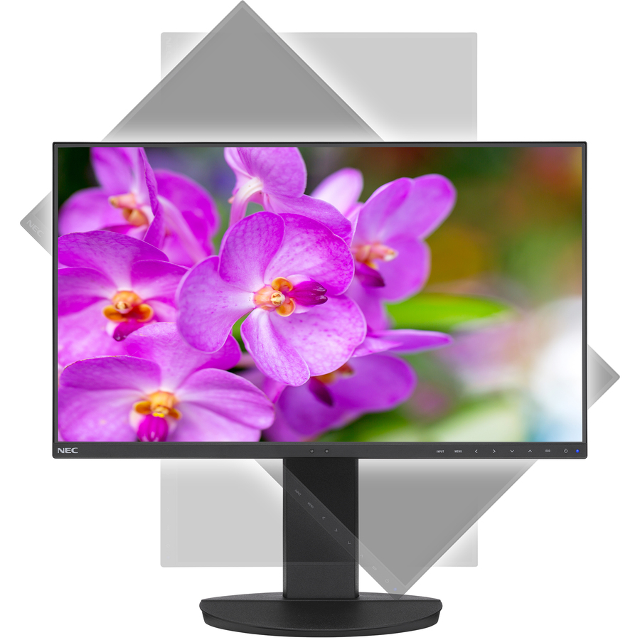 "NEC Display MultiSync EA241F-BK 23.8"" Full HD WLED LCD Monitor - 16:9 - Black_subImage_5"