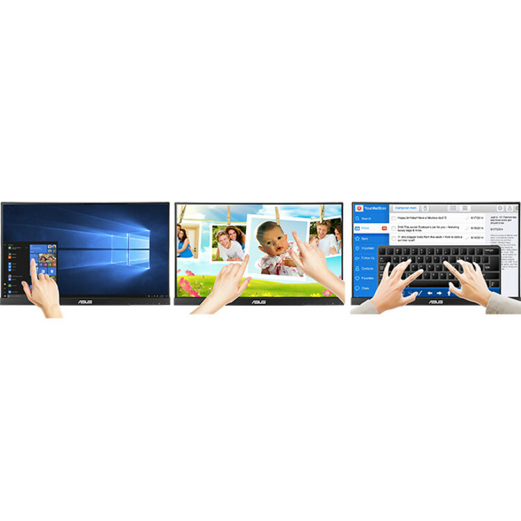 """Asus VT229H 21.5"""" LCD Touchscreen Monitor - 16:9 - 5 ms GTG_subImage_6"""
