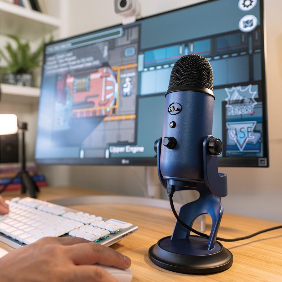 Blue Yeti Wired Condenser Microphone_subImage_2