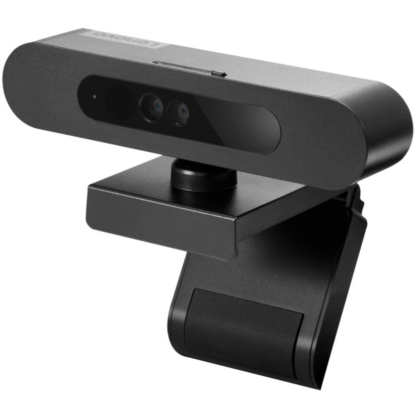Lenovo Webcam - 30 fps - Black - USB 2.0 - Retail - 1 Pack(s)_subImage_6