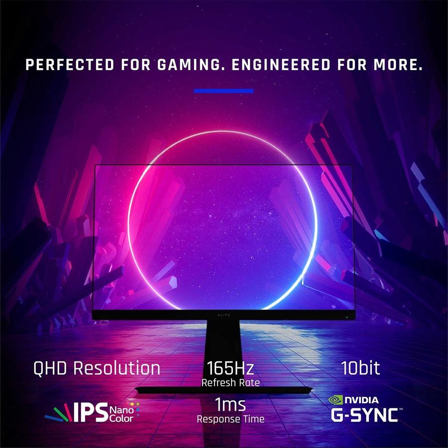 """Viewsonic Elite XG270QG 27"""" WQHD LED Gaming LCD Monitor - 16:9_subImage_6"""