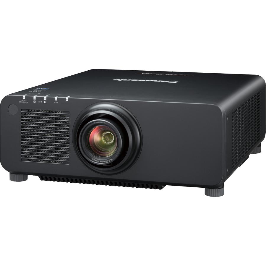 Panasonic SOLID SHINE PT-RZ770 DLP Projector - 16:10 - Black_subImage_6