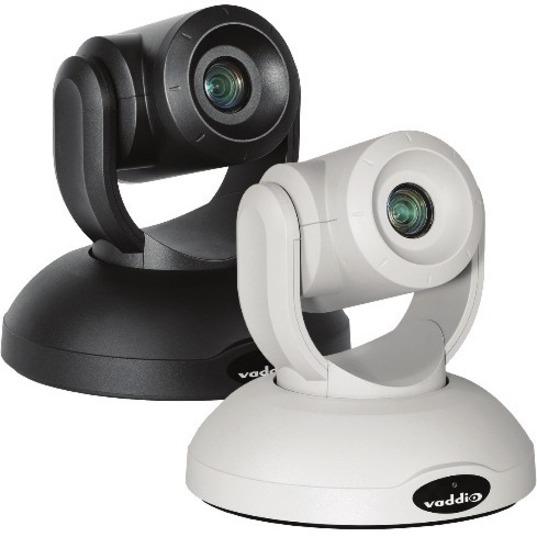 Vaddio RoboSHOT Video Conferencing Camera - 8.5 Megapixel - 30 fps - White - TAA Compliant_subImage_4