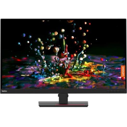 "Lenovo ThinkVision P32P-20 31.5"" 4K UHD WLED LCD Monitor - 16:9 - Raven Black_subImage_7"