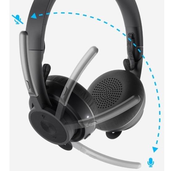 Logitech Zone Wireless Headset_subImage_7