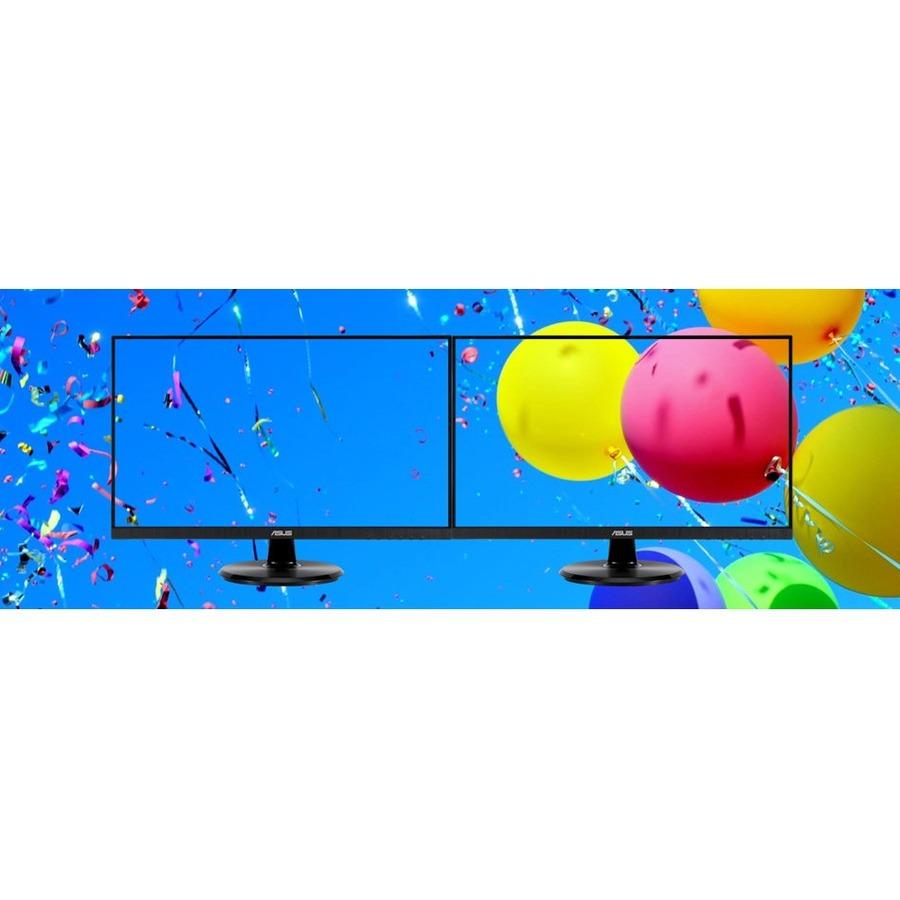 "Asus VA24DQ 23.8"" Full HD LED LCD Monitor - 16:9 - Black_subImage_6"