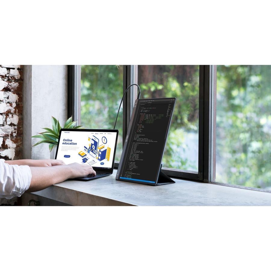 """Asus ZenScreen MB14AC 14"""" Full HD WLED LCD Monitor - 16:9 - Dark Gray_subImage_9"""