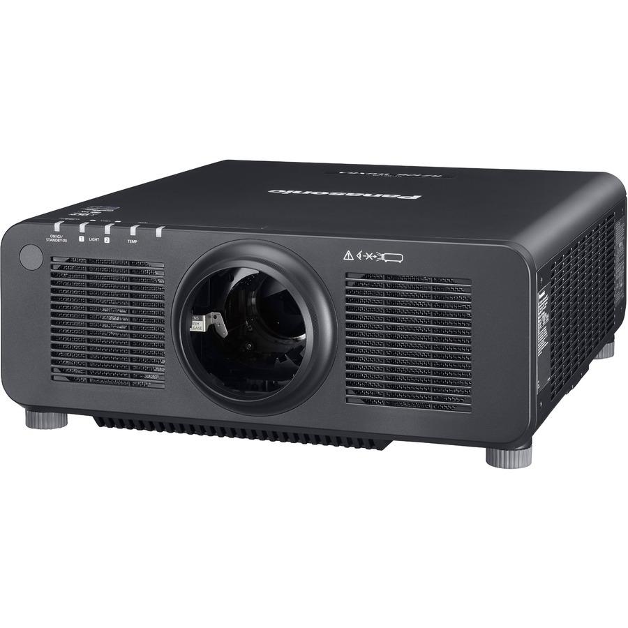 Panasonic SOLID SHINE PT-RZ120 DLP Projector - 16:10 - Black_subImage_6