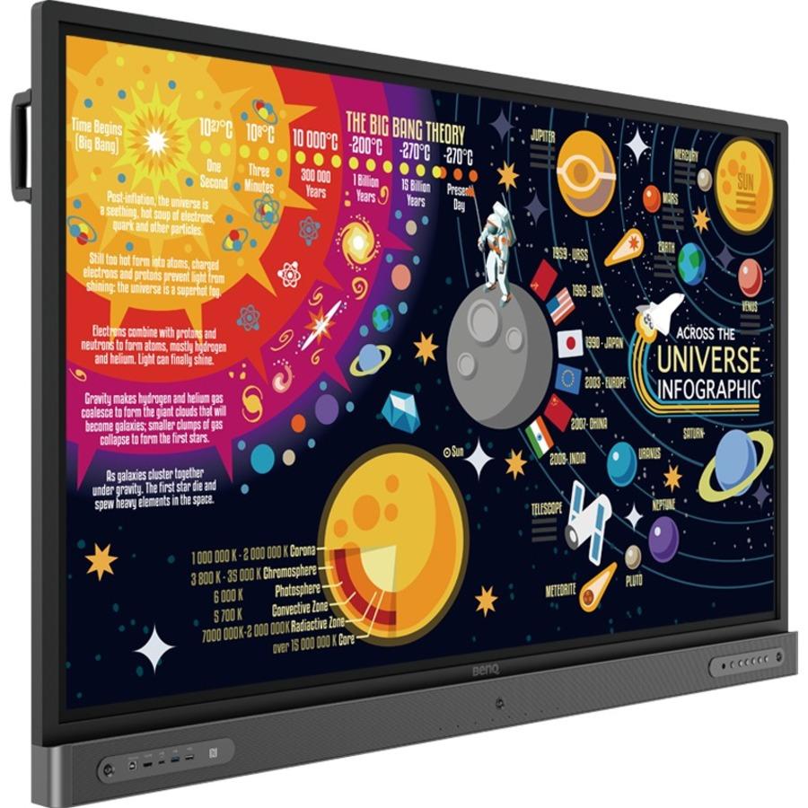 "BenQ RP7502 75"" LCD Touchscreen Monitor - 16:9 - 8 ms_subImage_9"