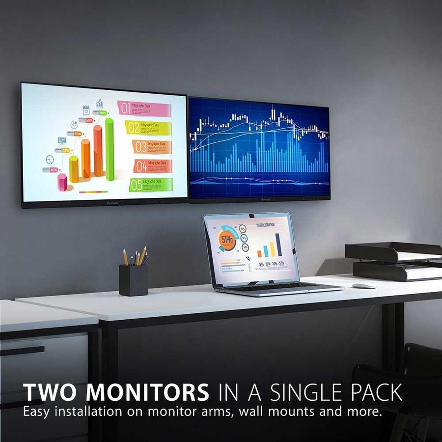 "Viewsonic VA2256-MHD_H2 21.5"" Full HD LED LCD Monitor - 16:9_subImage_6"
