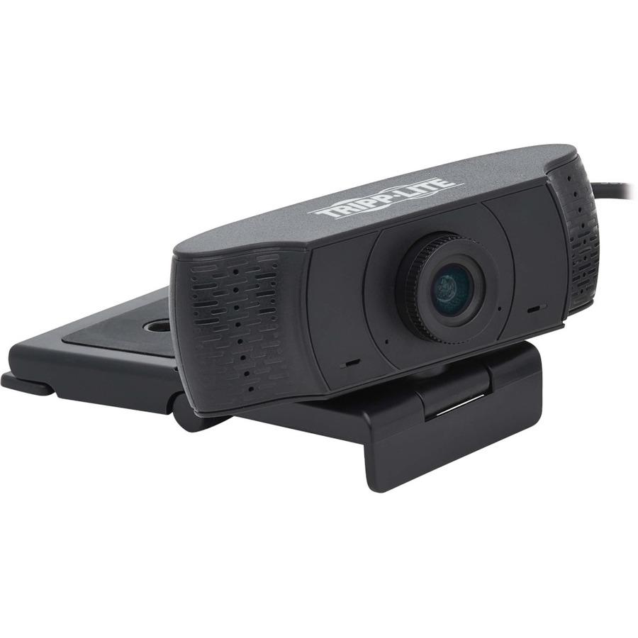 Tripp Lite USB Webcam with Microphone Web Camera for Laptops and Desktop PCs 1080p_subImage_5