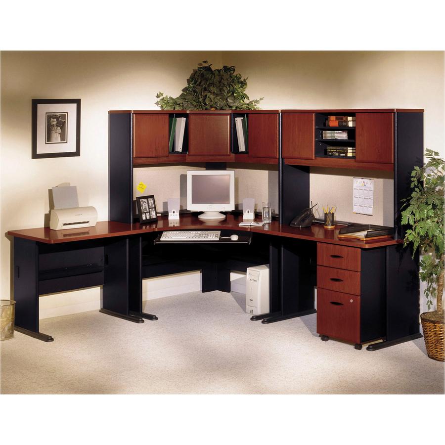 assembled office desks. Alternate-Image1 Assembled Office Desks