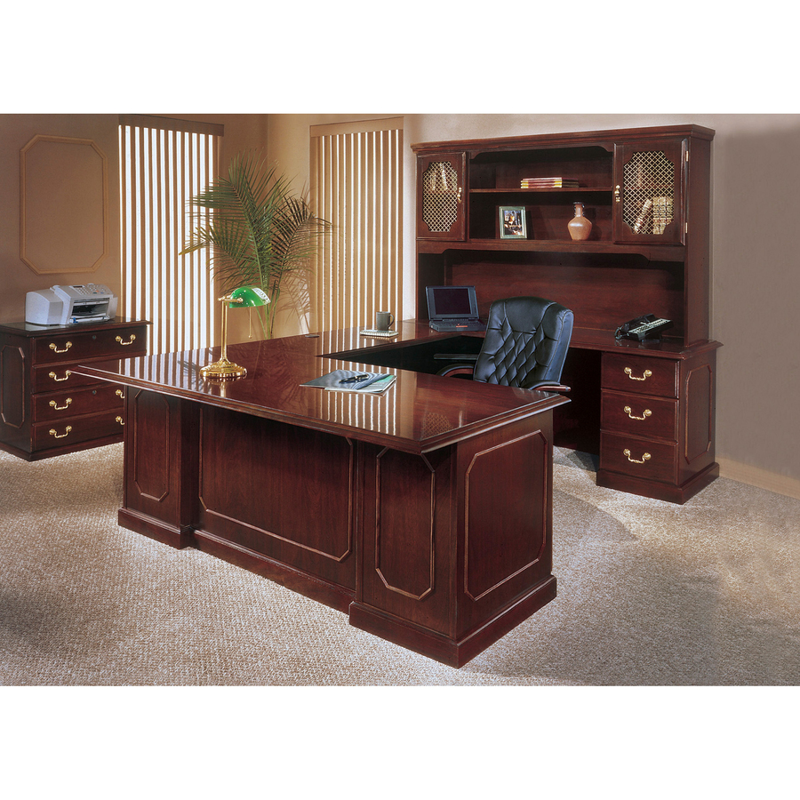 dec computer pedestal solid evans unni single products obell desk oak