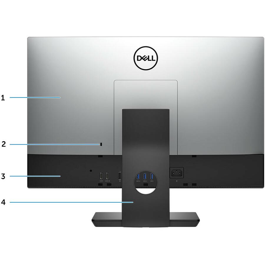 "Dell OptiPlex 7000 7460 All-in-One Computer - Intel Core i5 8th Gen i5-8500 3 GHz - 8 GB RAM DDR4 SDRAM - 500 GB HDD - 23.8"" 1920 x 1080 Touchscreen Display - Desktop_subImage_15"