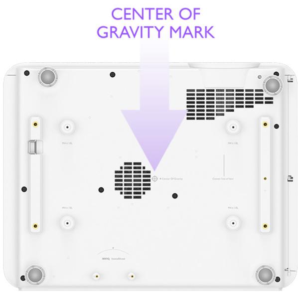 BenQ LK952 DLP Projector - 16:9 - White_subImage_18