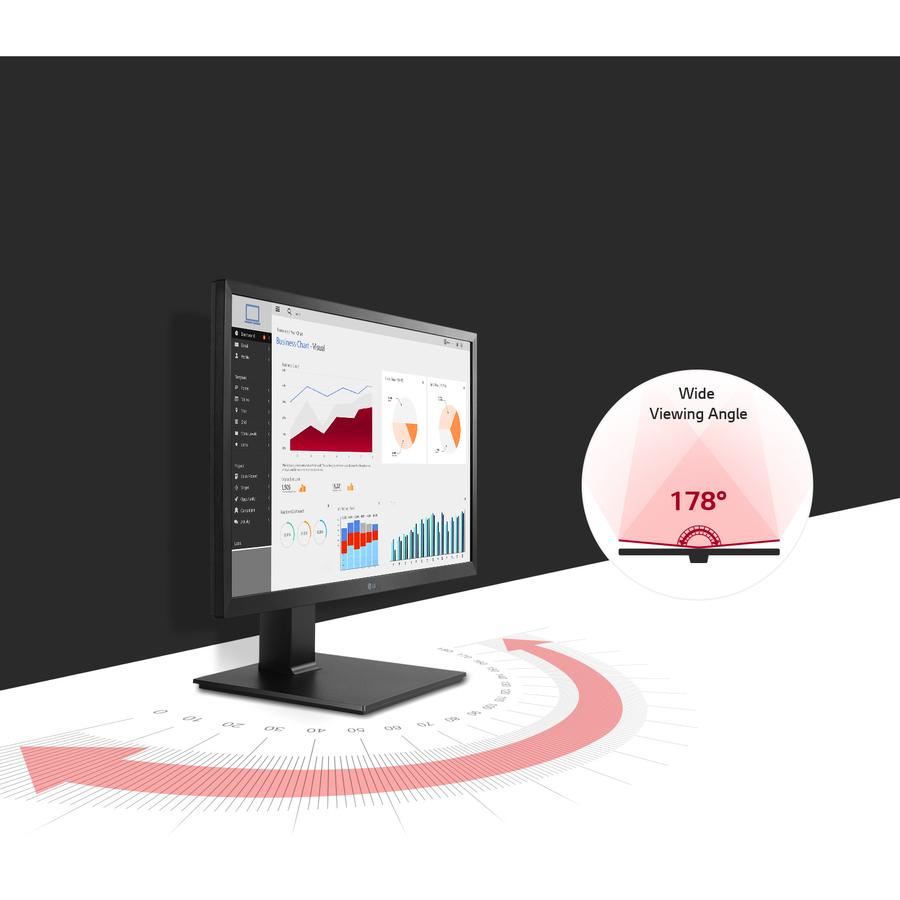 "LG 24BL450Y-B 23.8"" Full HD LCD Monitor - 16:9 - TAA Compliant_subImage_15"