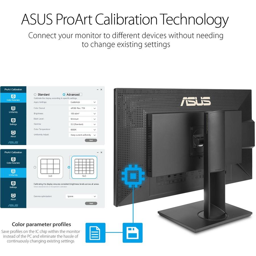 "Asus ProArt PA329C 32"" 4K UHD LED LCD Monitor - 16:9 - Black_subImage_16"