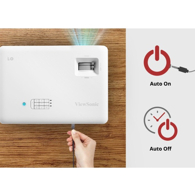 Viewsonic LS600W LED Projector - 16:10_subImage_17