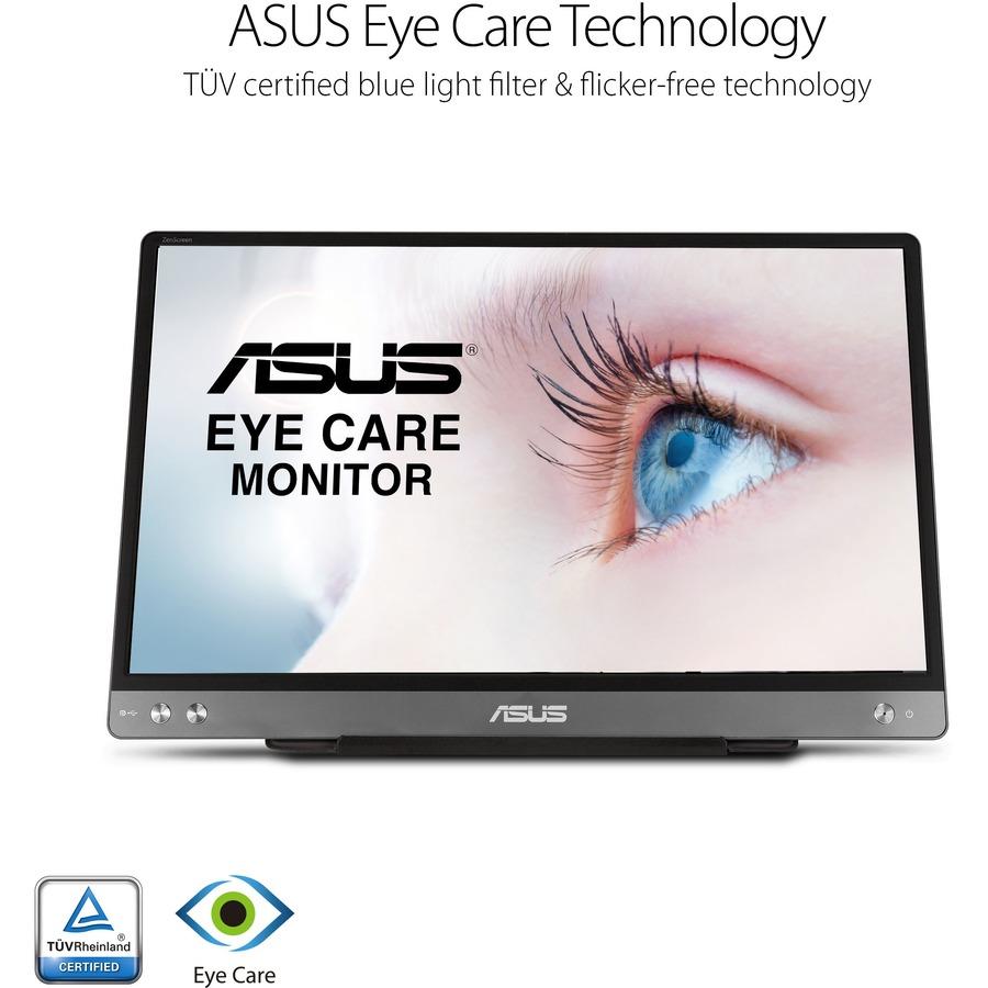 """Asus ZenScreen MB14AC 14"""" Full HD WLED LCD Monitor - 16:9 - Dark Gray_subImage_18"""