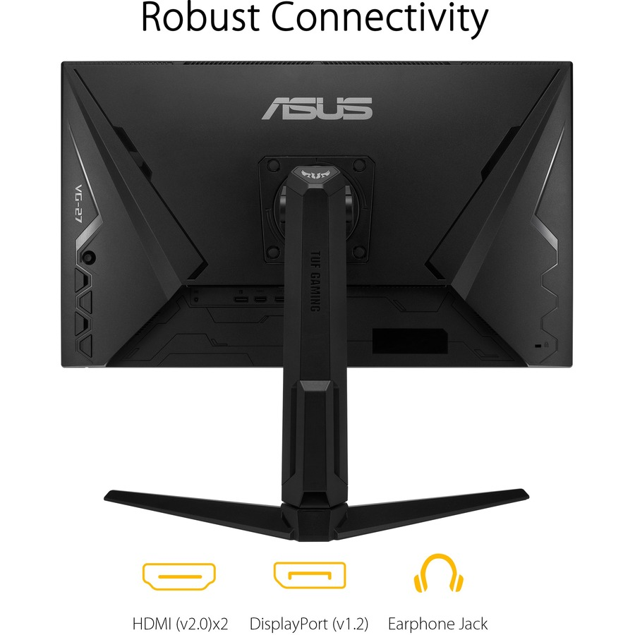 "TUF VG279QL1A 27"" Full HD WLED Gaming LCD Monitor - 16:9 - Black_subImage_16"