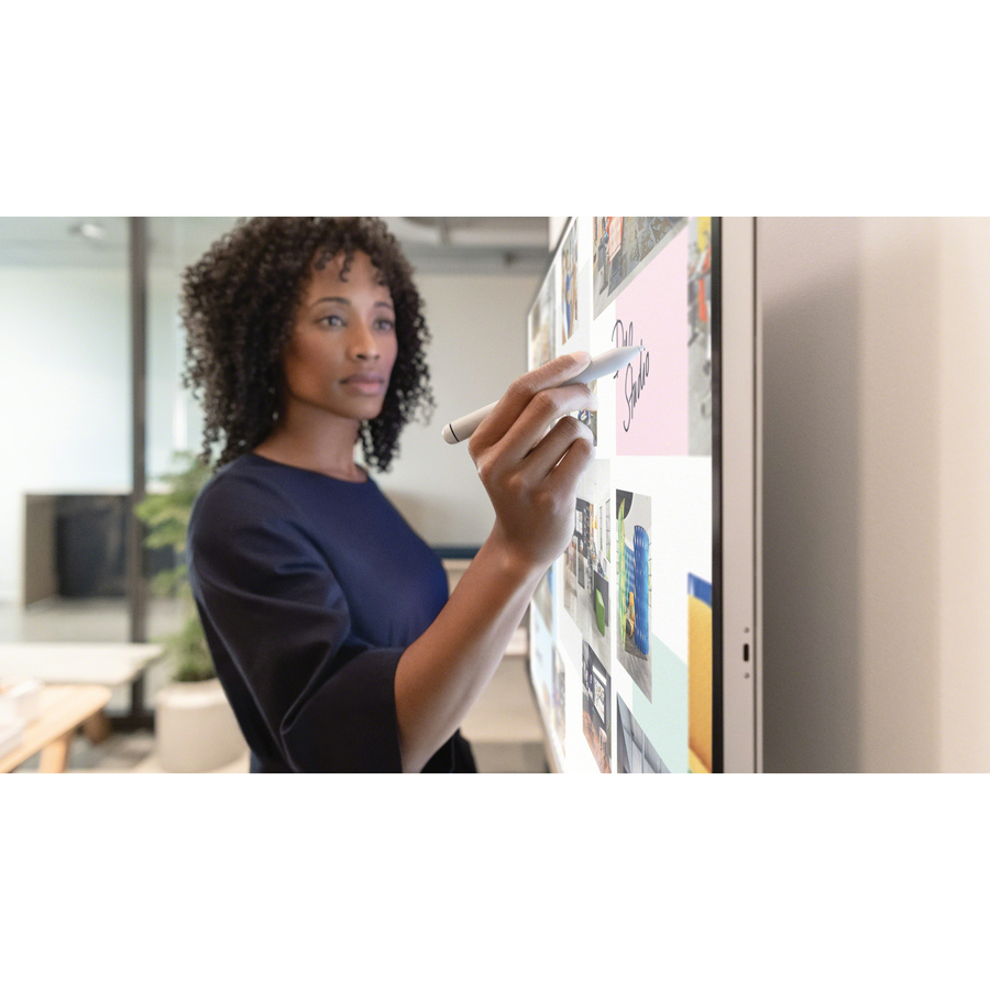 "Microsoft Surface Hub 2S All-in-One Computer - Intel Core i5 8th Gen - 8 GB RAM - 128 GB SSD - 50"" 3840 x 2560 Touchscreen Display - Desktop - Platinum_subImage_16"
