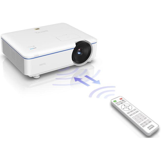BenQ LK952 DLP Projector - 16:9 - White_subImage_20