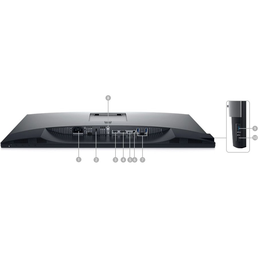 "Dell UltraSharp U2720Q 27"" 4K UHD LED LCD Monitor - 16:9_subImage_20"