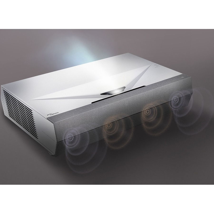 Optoma CINEMAX-P2 3D Ready Ultra Short Throw Laser Projector - 16:9_subImage_19